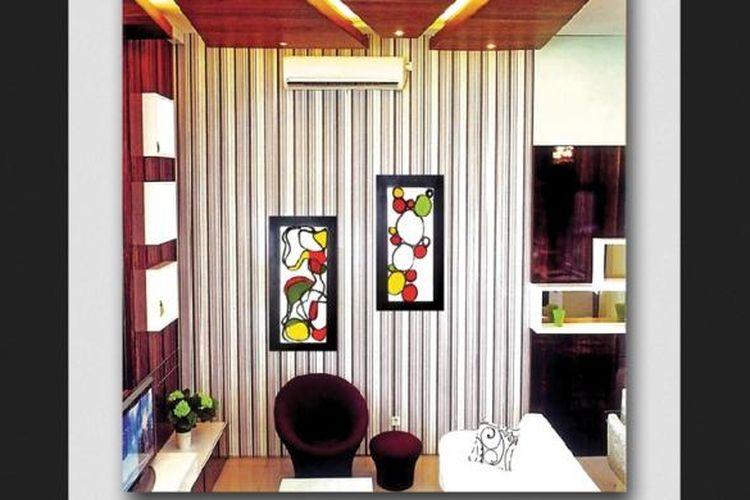 Temuan lainnya adalah karya dekoratif interior PaStones. Karya ini juga telah mengalami proses penelitian lebih lanjut yang dilakukan secara bersama oleh Indocement dan Laxsvin Art, milik Sumarsono.