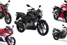 Sepeda Motor Sport Terlaris 2015 Adalah ?