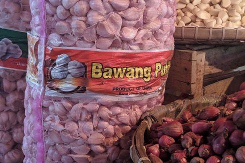 62.000 Ton Bawang Putih Impor dari China dan India Segera Masuk RI