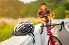 Bersepeda di Luar Ruangan Baik untuk Turunkan Berat Badan, Benarkah?