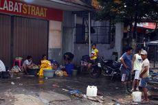 Bantu Korban Banjir Manado, Warga Minahasa Bawa Sayur