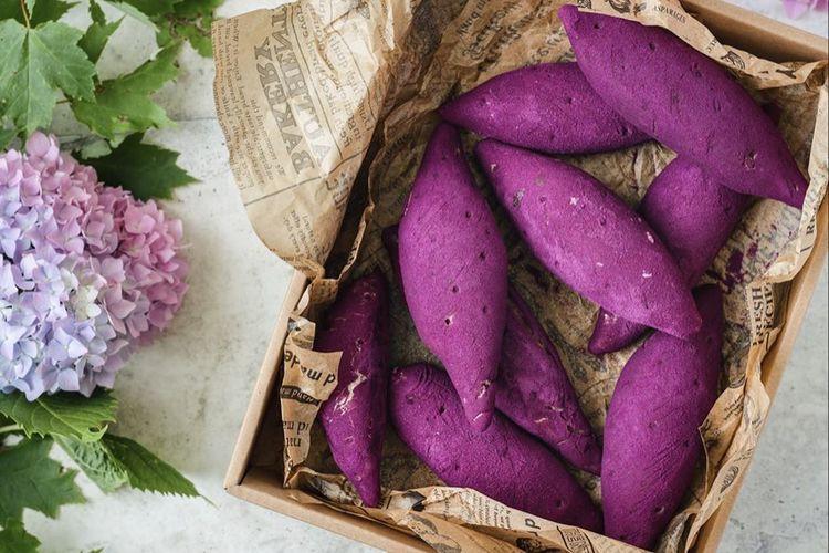 Potato sweet mochi bread.