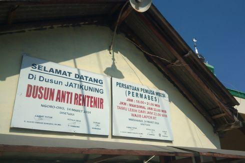 Rentenir Pun Takut Masuk ke Dusun di Yogyakarta Ini