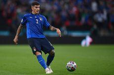 Rayakan Gelar Juara Euro 2020 Italia, Pemain Incaran MU Merokok di Ruang Ganti