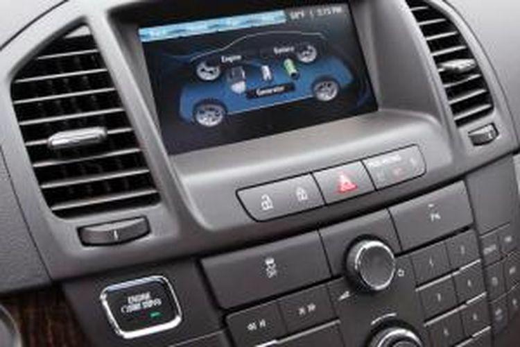 Mayoritas mobil baru kini audioanya