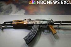 Senjata AK-47 Milik Osama Dipajang di Museum CIA
