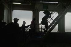 Pengalaman Melihat Erupsi Gunung Agung dari Atas Kapal Legundi