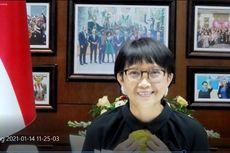 Suka Lihat Diplomat di TV sejak Remaja, Retno Marsudi Tak Sangka Bakal Jadi Menlu