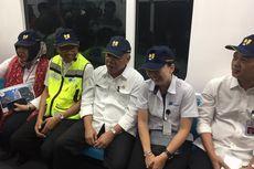 Basuki Jajal MRT Jakarta