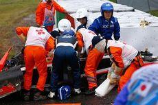 Rekaman Detik-Detik Kecelakaan Fatal di F1 Jepang 2014 [Video]