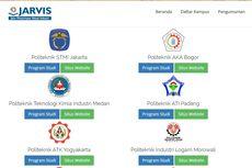 Hari Ini Terakhir, Pendaftaran 10 Politeknik Negeri Milik Kemenperin via Jarvis