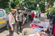 Tindak Warga Tak Pakai Masker di Pasar Baru Bekasi, Denda Sampai Rp 1.674.000