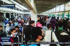 Penumpang KRL Menumpuk di Stasiun Bogor, Bima Arya Sebut Jakarta Belum Maksimal Atur Jam Kerja