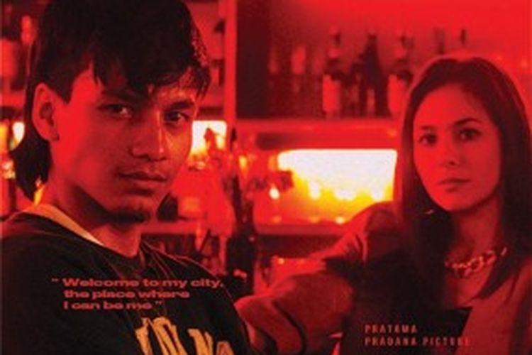 Poster film Jakarta vs Everybody