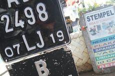 Aturan Pakai Pelat Nomor Kendaraan, Tak Sesuai Kena Denda Rp 500.000
