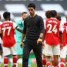 Leicester Vs Arsenal, Tuah Mikel Arteta Belum Usai...