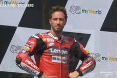 MotoGP Emilia Romagna 2020, Dovizioso Pandang Morbidelli sebagai Masalah