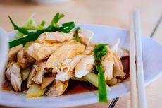 Resep Ayam Kukus Jahe Kecap, Makanan Penambah Imun