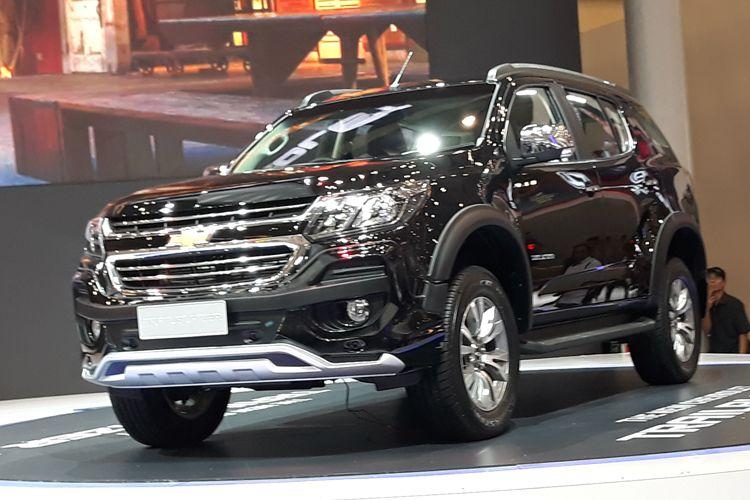 Chevrolet Trailblazer meluncur di GIIAS 2018