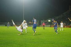 PSIS Vs Bali United, Serdadu Tridatu Pulang dengan Tangan Hampa
