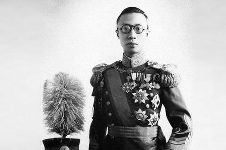 Kaisar terakhir China, Henry Pu Yi