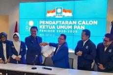 Asman Abnur Resmi Jadi Bakal Calon Ketua Umum PAN