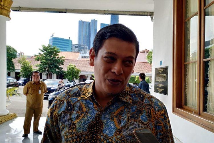 Wali Kota Kediri Abdullah Abu Bakar
