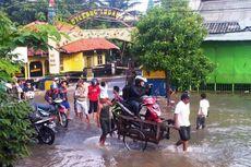 Ini Kawasan Rawan Banjir di Jakarta