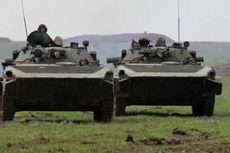 Rusia Umumkan Tarik Sebagian Pasukan dari Perbatasan Ukraina