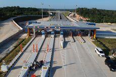 Tol Pekanbaru-Dumai dengan Terowongan Gajah Segera Beroperasi