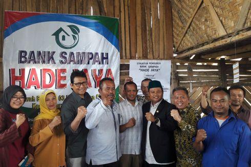 Kisah Sukses Bank Sampah Hade Jaya, Berawal dari Banjir Bandang...
