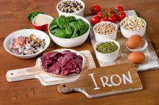 8 Sumber Makanan Tinggi Zat Besi, Bantu Cegah Anemia