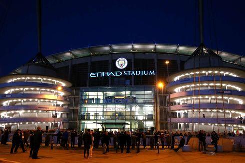 Manchester City Relakan Stadion Etihad Jadi Faskes Covid-19