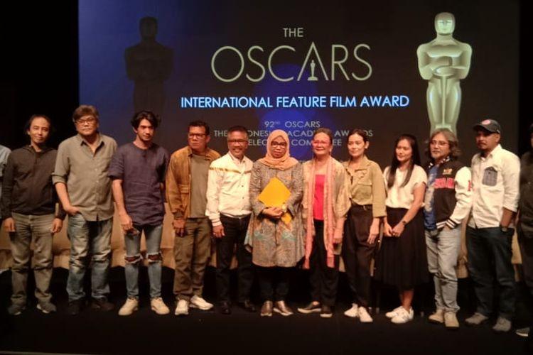 Komite Selekai Film Indonesia memilih film Kucumbu Tubuh Indahku untuk mewakili Indonesia dalam ajang Academy Awards atau Oscar 2020.