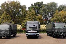 Isuzu Sumbang Kementerian Pertahanan