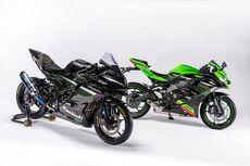 Kawasaki Ninja 250 4-Silinder Disiapkan untuk ARRC