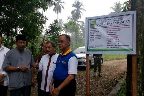 Di Sumbar, Dana Desa Dipersiapkan untuk Biayai Kuliah Anak-anak Desa