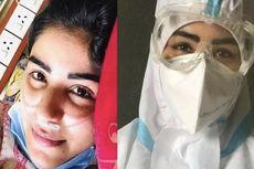 Karena Pandemi, Aktris Bollywood Jadi Perawat, Terinfeksi Covid-19 lalu Kena Stroke