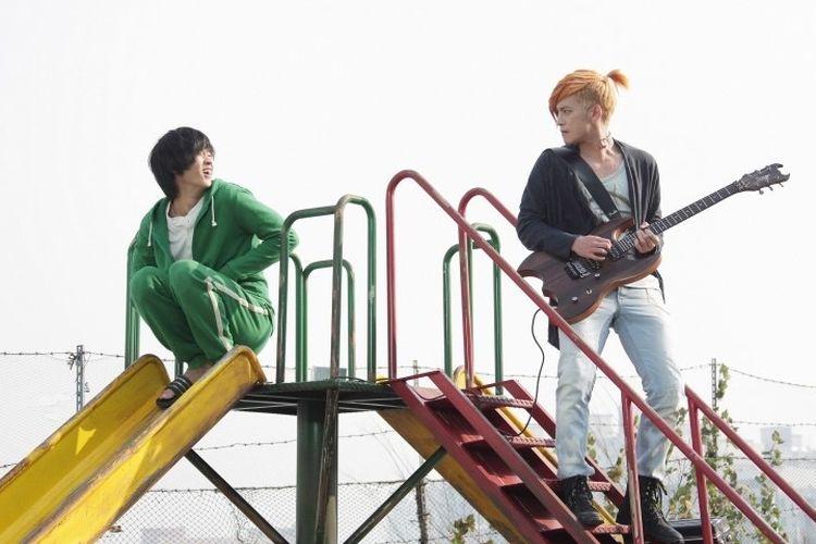 Salah satu adegan dalam film Secretly, Greatly yang dibintangi Kim Soo Hyun