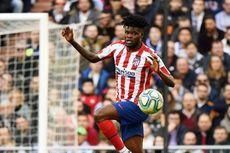 Man City Vs Arsenal, Kata Arteta soal Peluang Debut Thomas Partey