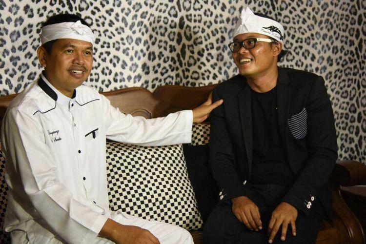 Di lagu berdurasi 3 menit 41 detik tersebut, Sule menceritakan sosok Dedi dMulyadi sebagai putra Sunda yang lahir di Subang, Jawa Barat, pada 11 April 1971.