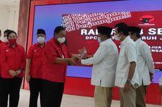 Pimpinan Gerindra Datang ke Markas PDI-P Jateng, Apa yang Dibahas?