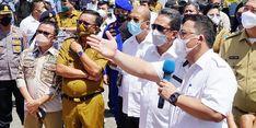 Industri Perikanan Bitung Dinilai Punya Potensi Besar, Menteri Trenggono Dorong SDM Berwirausaha