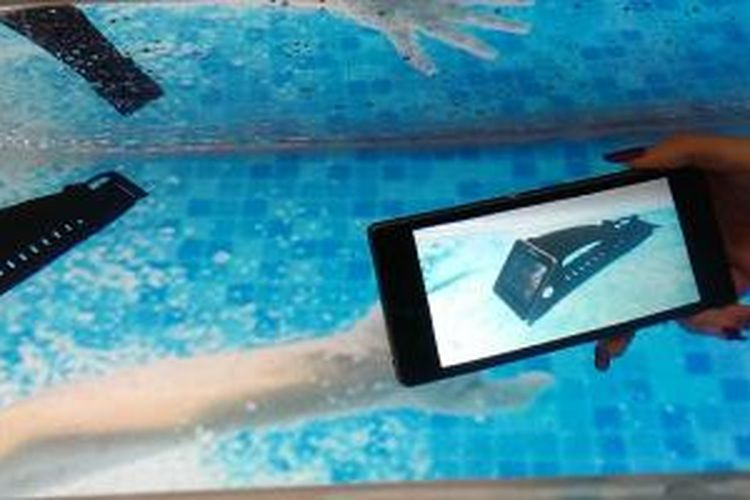 Sony Xperia Z1.
