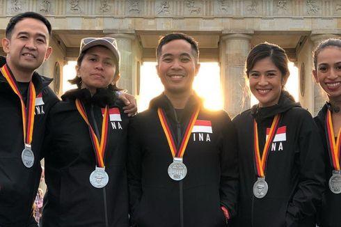 Pertemanan Sehat, Geng Olahraga Lari Pagi Dian Sastro