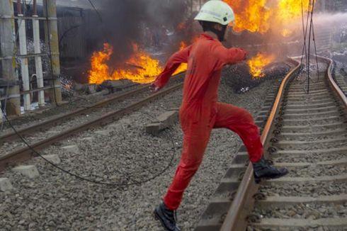 Kecelakaan Kereta di Bintaro, Pertamina Diminta Bertanggung Jawab