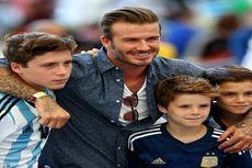 Duh… Ada Jerawat di Jidat David Beckham