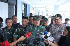 Pangkogabwilhan I Lepas Tim Gabungan Guna Observasi 188 WNI di Pulau Sebaru