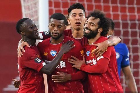 Liverpool Vs Chelsea, Drama 8 Gol Iringi Langkah The Reds ke Panggung Juara