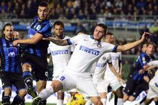 Inter Ditahan Atalanta 1-1